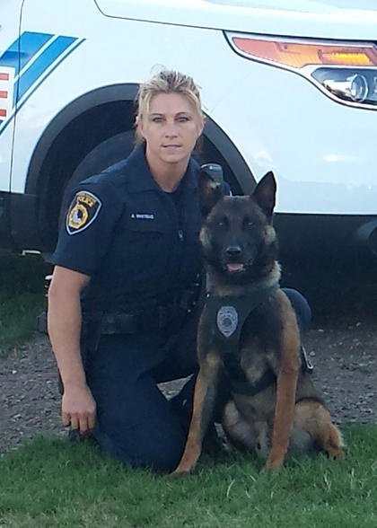K9 Pecco joins the Coeur d'Alene Police Department