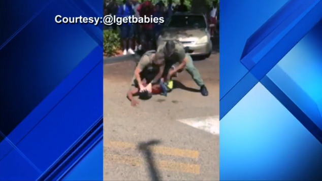 Florida deputy investigated for slamming teen's head into ground