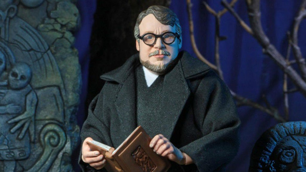 NECA takes new direction in creation of Guillermo del Toro action figure