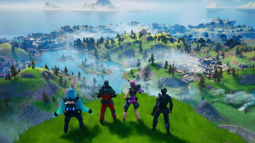 Fortnite back online with new chapter after two-day hiatus