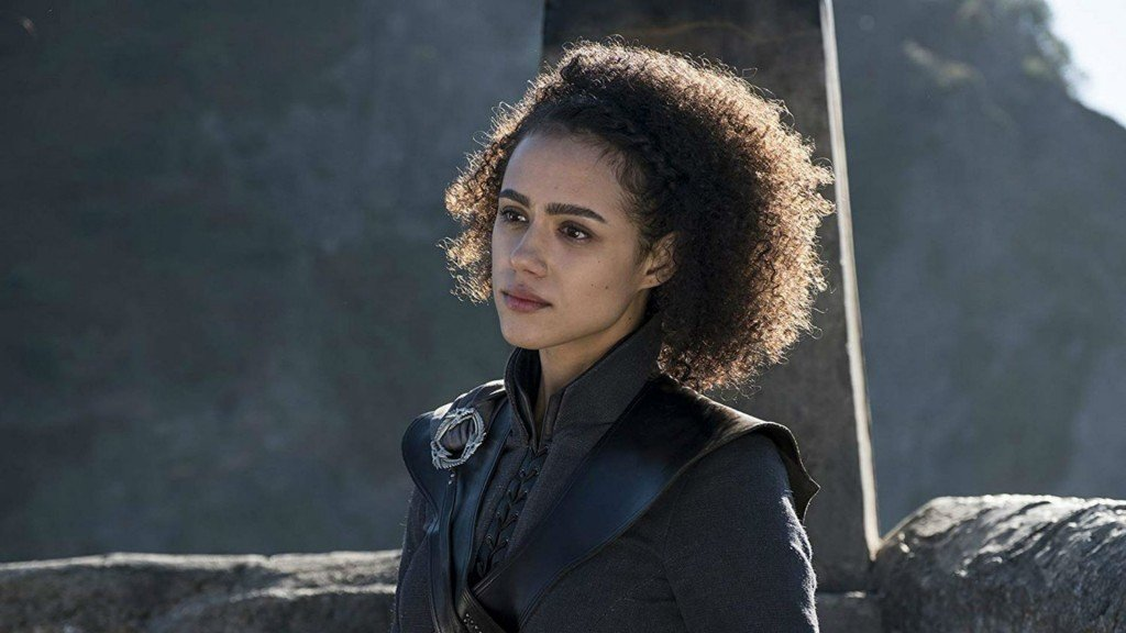 Nathalie Emmanuel sees your 'Game of Thrones' grief; she loves you