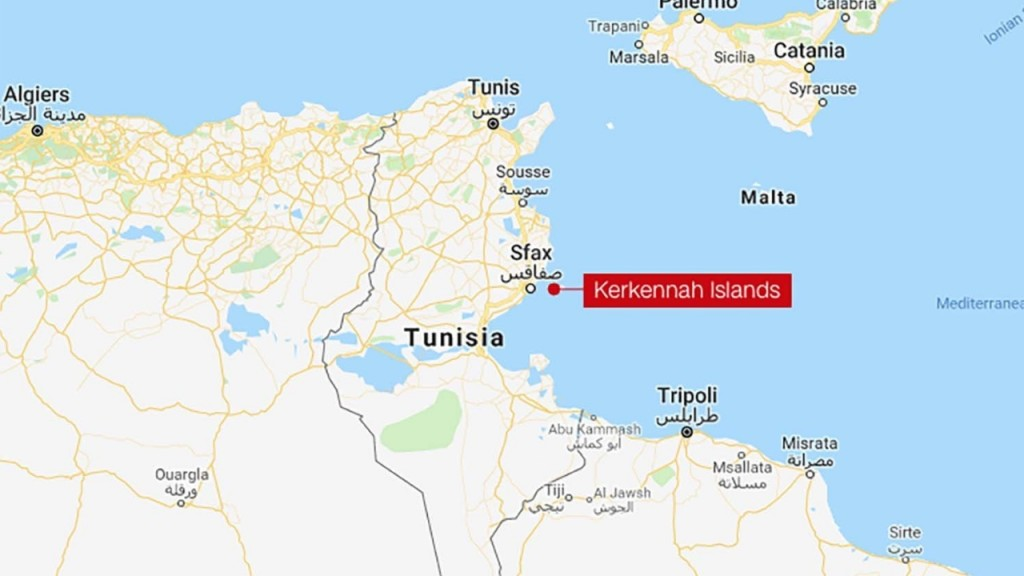 At least 70 migrants drown off coast of Tunisia after boat capsizes