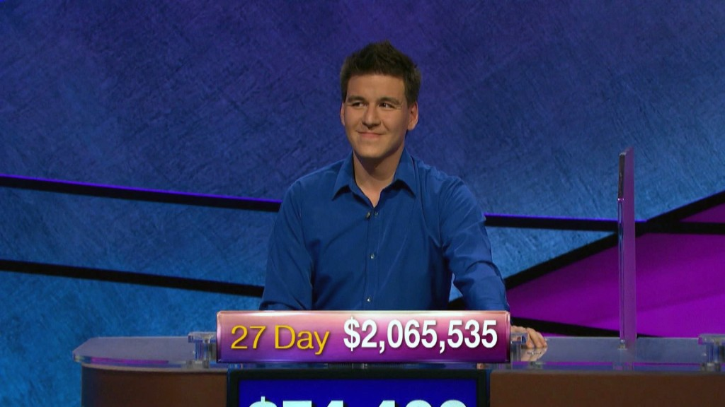 Sweet revenge: Holzhauer wins 'Jeopardy!' Tournament of Champions