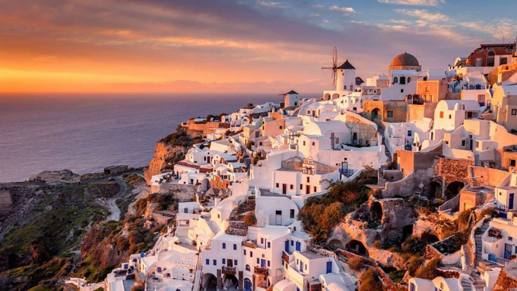 Can wine help save Greece's Santorini from too much tourism?