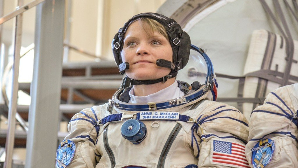 The wife of Spokane astronaut Anne McClain is accused of lying about federal crimes