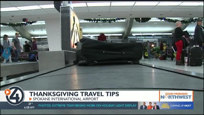 HappyLife: Thanksgiving Air Travel Tips