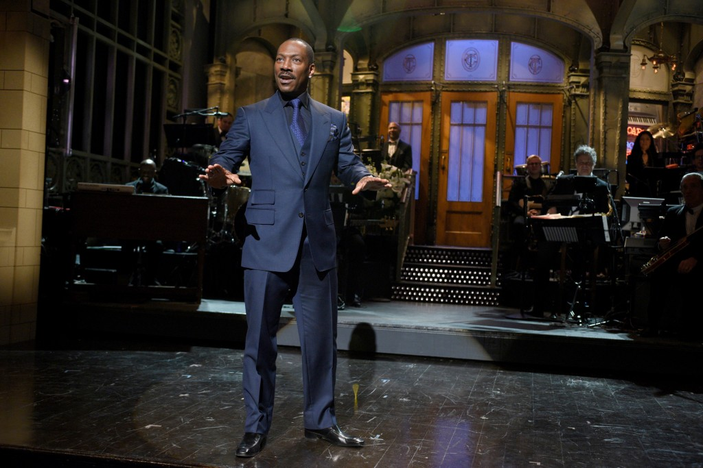 Eddie Murphy left enduring mark on 'SNL'