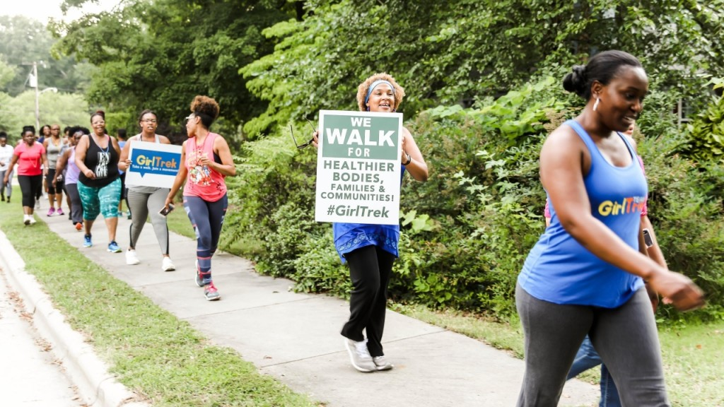 How black women are walking away from the obesity epidemic