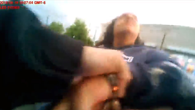 Alabama police chief says he is 'disgusted' by arrest video