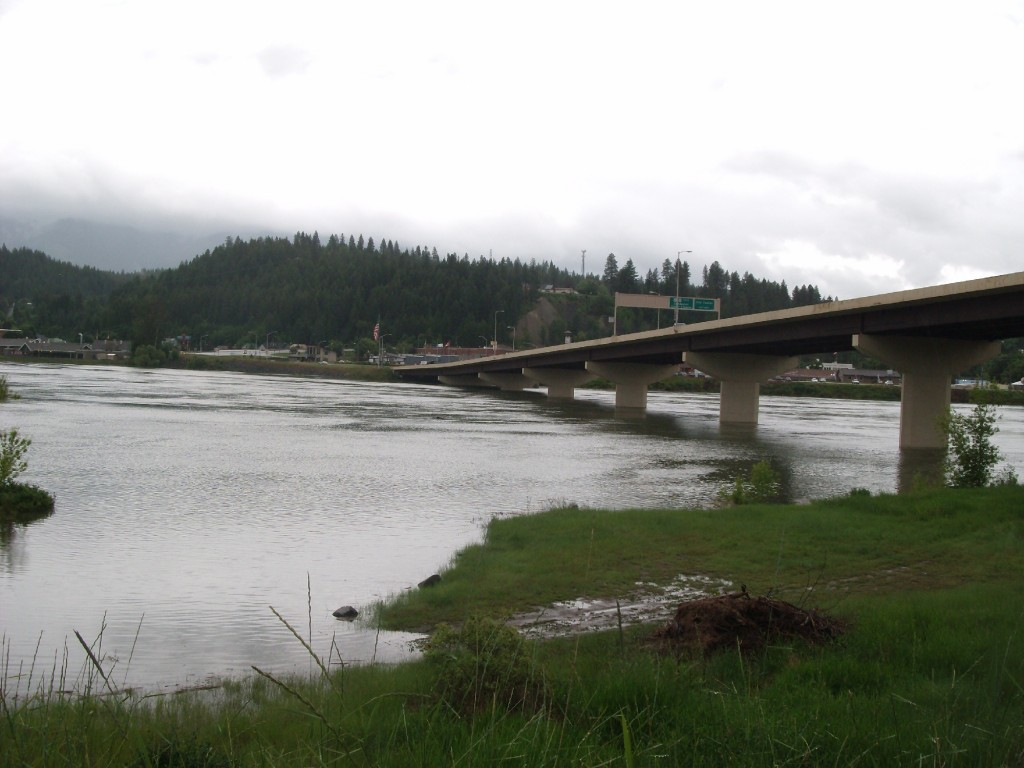 N. Idaho residents deal with record rain, flooding