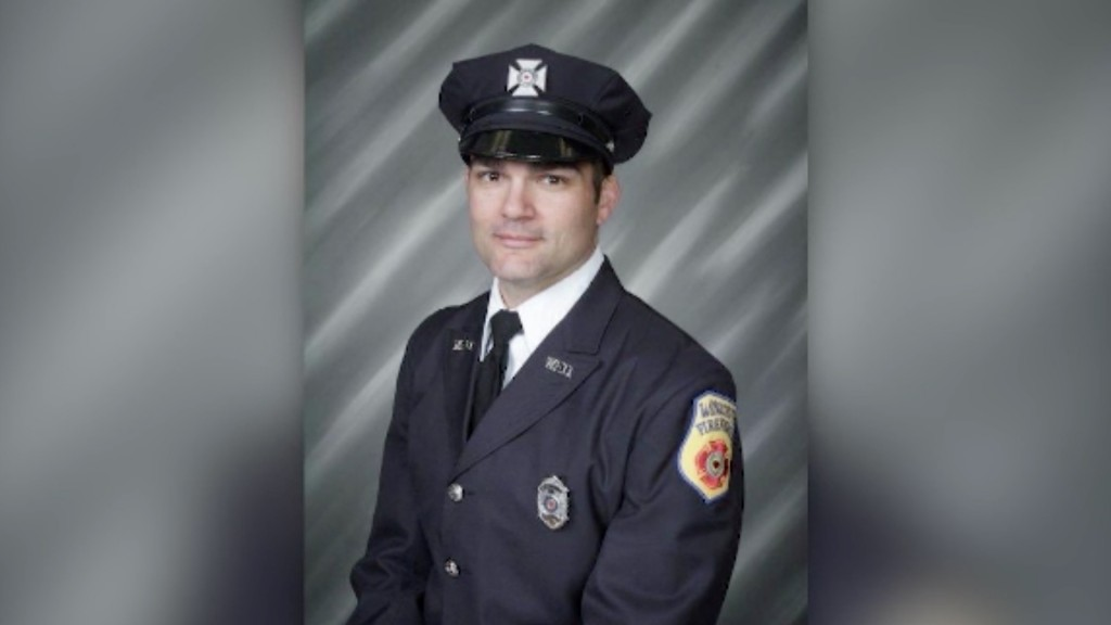 Massachusetts firefighter killed, 3 injured in house fire