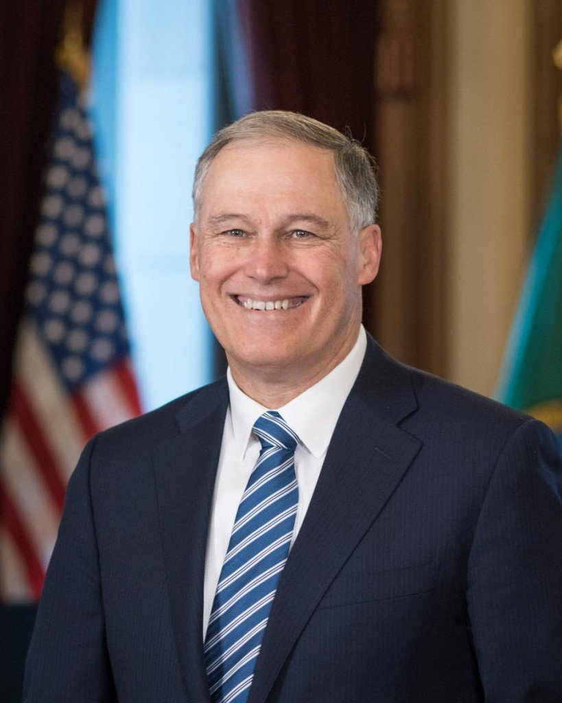 Gov. Inslee signs capital budget, water bill
