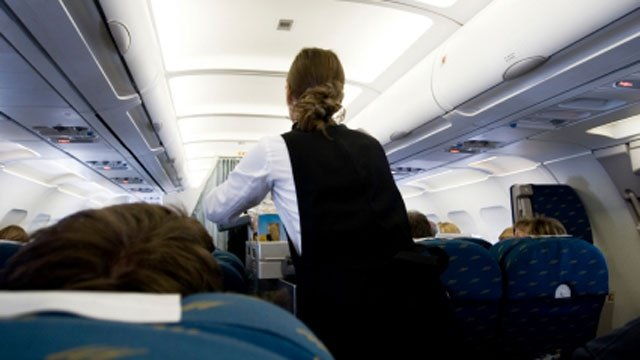 Flight attendants get more uterine, thyroid and other cancers, study finds