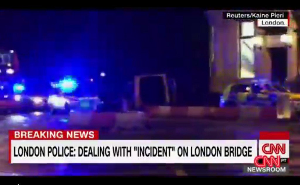 More than 30 injured in London terror attacks