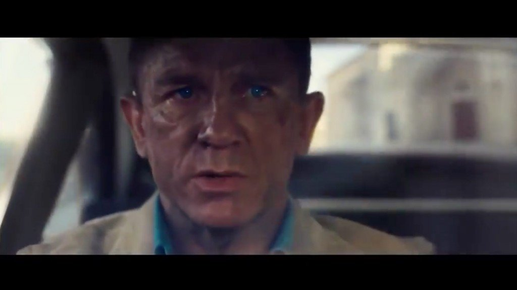 'No Time to Die' trailer released