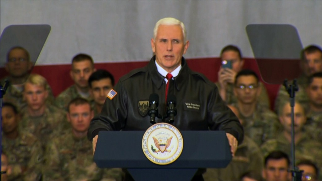 Pence set to begin 2018 midterm campaigning