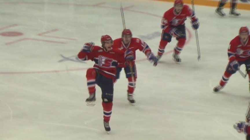VIDEO:  Chiefs Beat Tri-City In Game 4