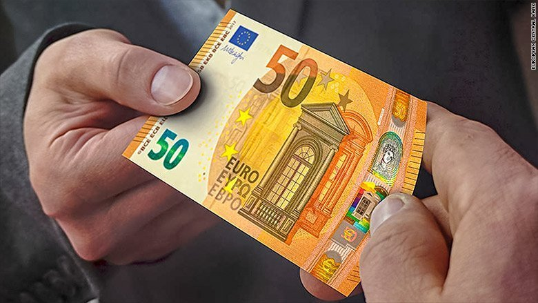 This new banknote is super secure and free of animal fat