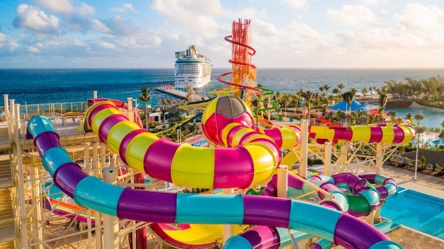 CocoCay: Cruise line opens $250 million private island