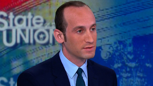 How Stephen Miller rose to power