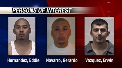 Persons of Interest Identified in Quincy Homicide