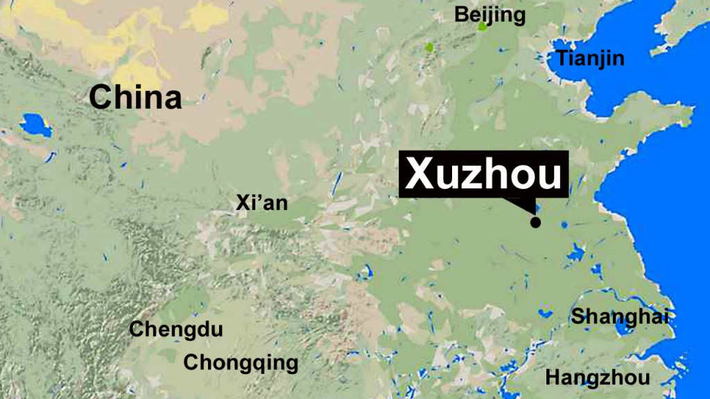 Blast outside Chinese kindergarten was bomb attack, police say