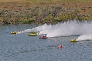 Power Boats Coming to Moses Lake