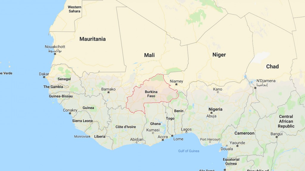 Attack on Catholic church in Burkina Faso leaves six dead