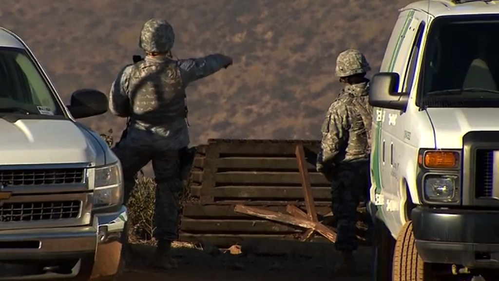 California rejects plan for troops at border