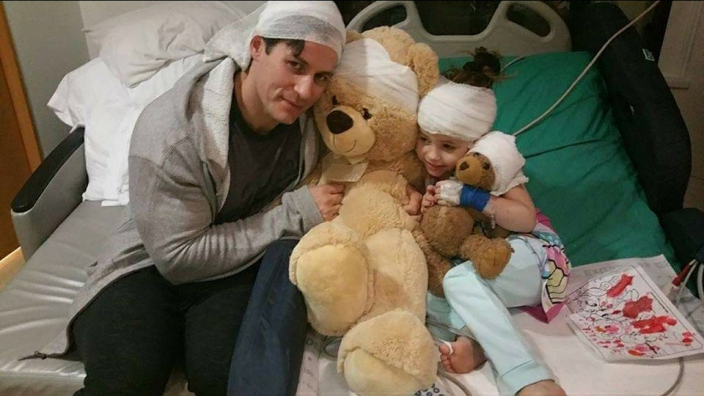 Girl inspired to buy stuffed animals for hospitalized kids