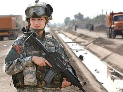 Sound Off for May 29th: Should women be allowed to serve in combat roles?