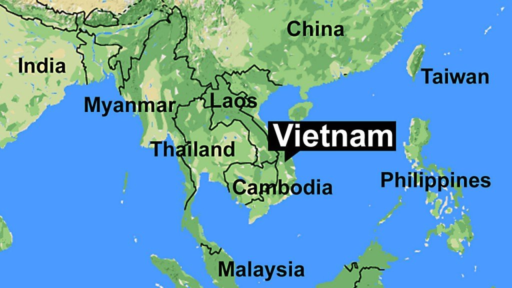 American student detained in Vietnam after protests