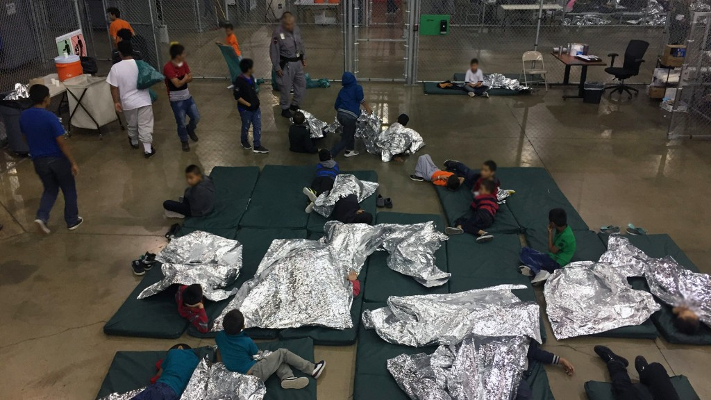 More immigrant children than ever are in US custody