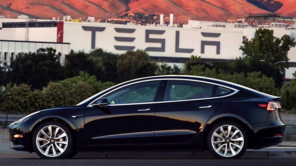 Tesla starts building Shanghai factory to make cars for China