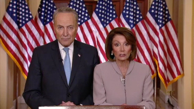 Pelosi, Schumer hope to work with Trump on infrastructure, drug prices
