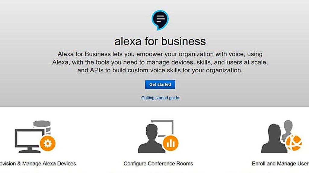 Alexa wants to be your new co-worker