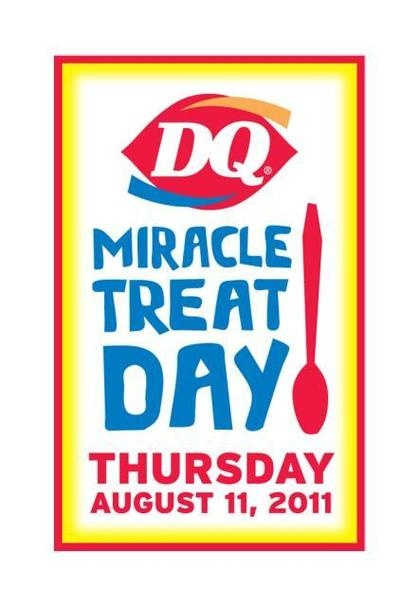 Miracle Treat Day Is Coming… PLAN AHEAD!