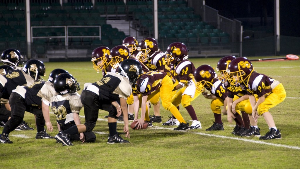 Pop Warner football bans traditional three-point stance