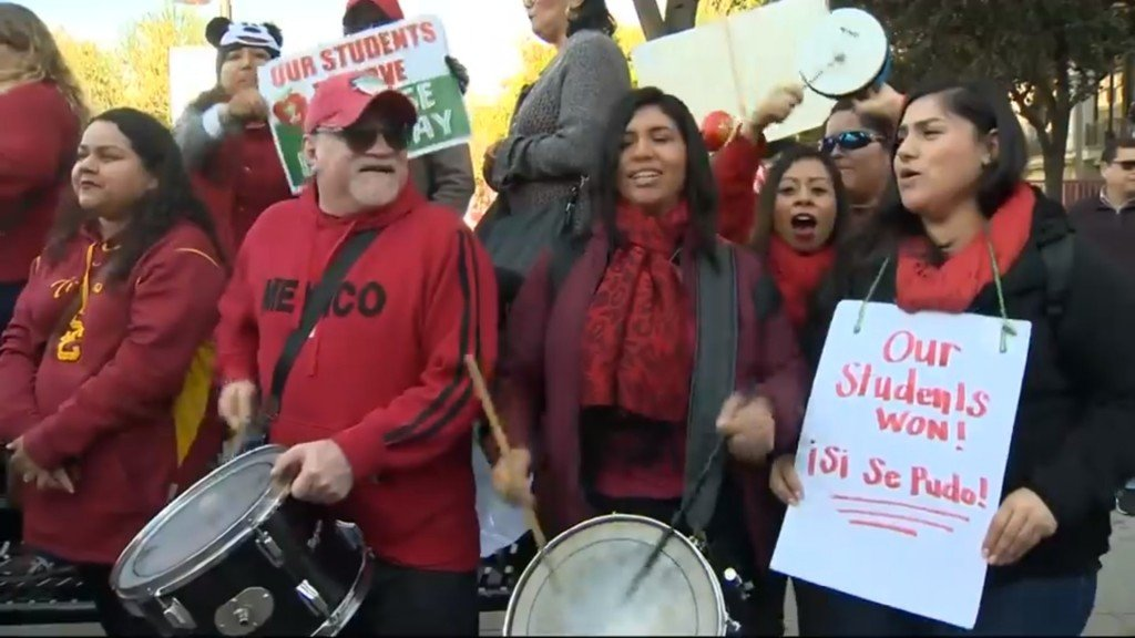 What LA teachers won with their strike — and why some parents aren't thrilled