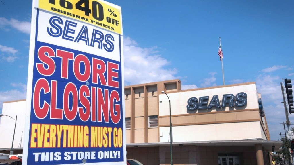 It's do-or-die time for Sears