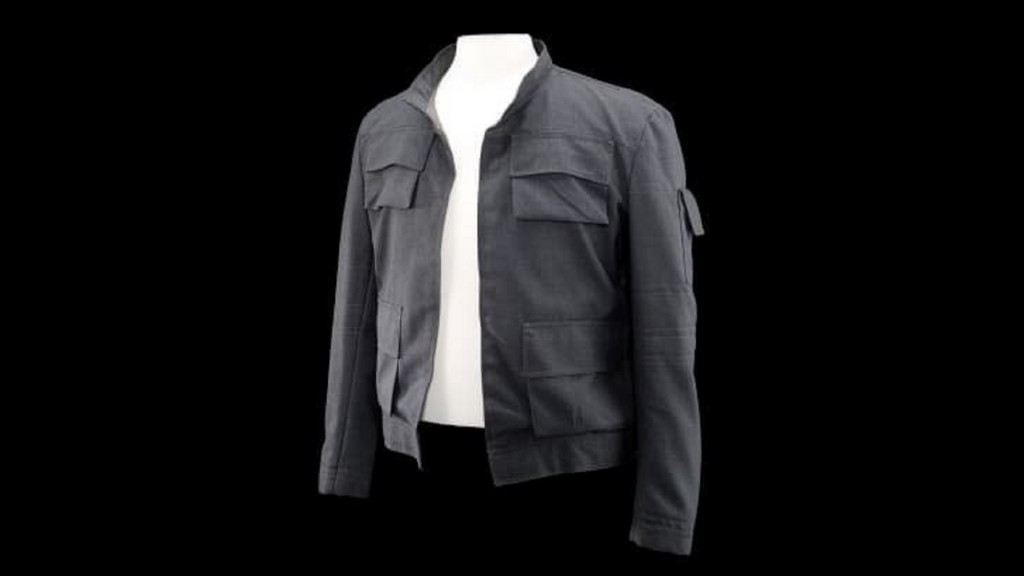 Han Solo's jacket fails to sell at film prop auction