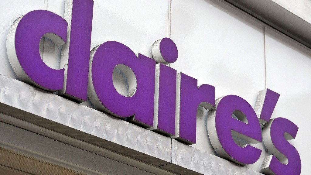 FDA: Asbestos found in Claire's cosmetics