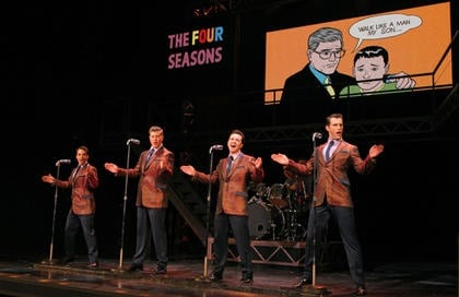 Jersey Boys Is Coming To Spokane This Fall