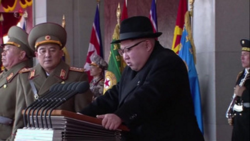 State media: Kim Jong Un receives 'personal letter' from Trump