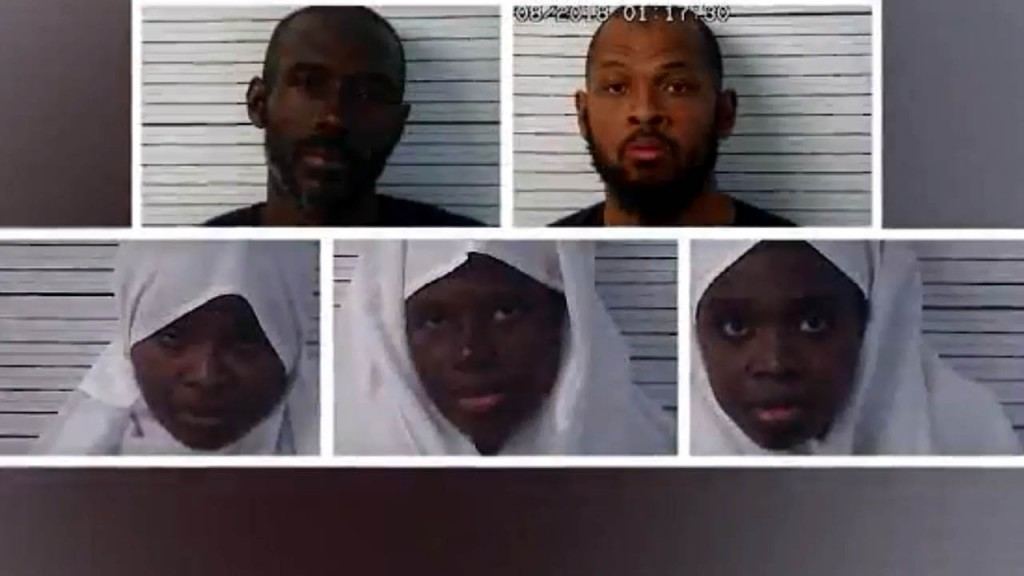 New Mexico compound suspects plead not guilty