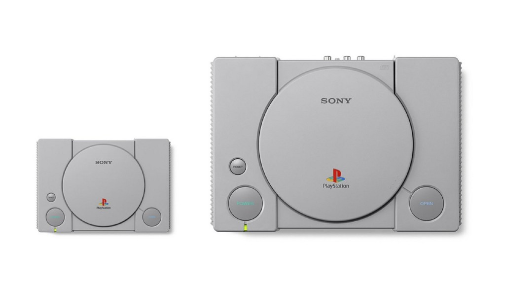 Sony gets in on retro console craze with PlayStation Classic
