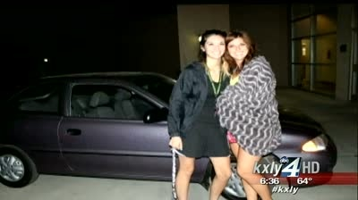 Teen wins car, gives it away to best friend