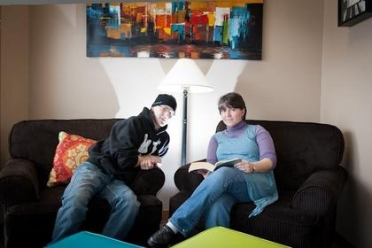 Adopt-A-Room brings the comforts home to families battling cancer