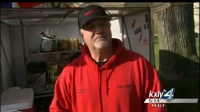 Veteran giving back to community with free lunch Monday
