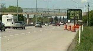 Crews to smooth I-90 west of downtown Spokane